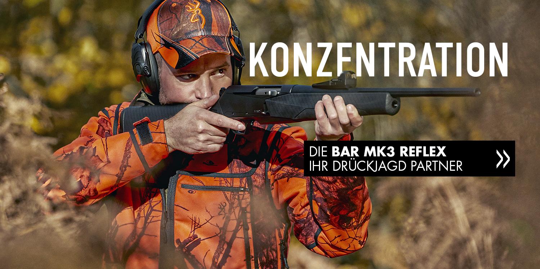 Browning BAR MK3 Reflex