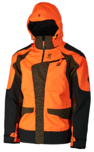 JACKE, X-TREME TRACKER PRO, GRÜN-ORANGE
