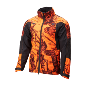 JACKE XPO LIGHT BLAZE ORANGE