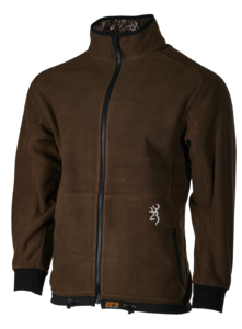 FLEECE, POWERFLEECE REV ZIPPIN, XTRA GRÜN